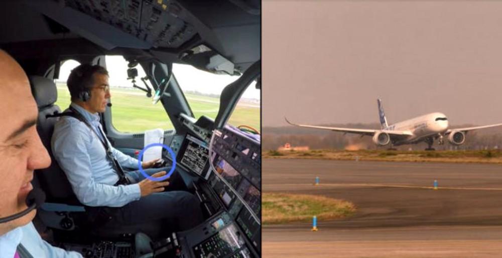 Airbus a convertit un avion de linie în aparat de zbor autonom și promite curse de pasageri fără piloți la bord